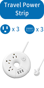 7 ports usb charging station