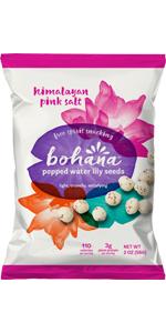 bohana pink himalayan salt