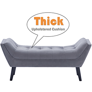 Thick Upholstered Cushion
