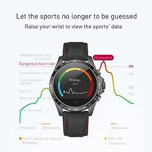 heart rate blood pressure monitor
