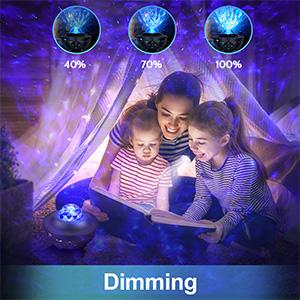 Star Projector Galaxy Light Projector for Bedroom Star light Projector Bluetooth Music Speaker