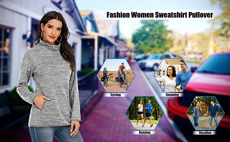 womens tops womens long sleeve tops clothes v neck tops for women workout tops for women sweatshirts