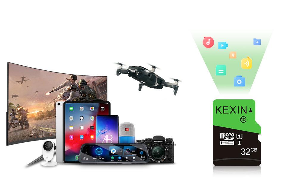 KEXIN 32 GB Micro SD Card