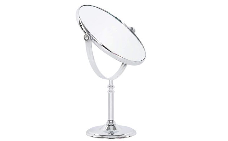 oval shape mirror