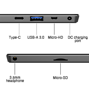 typec tablet