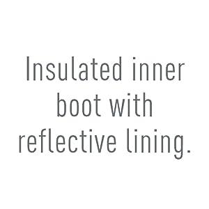 insulated inner boot