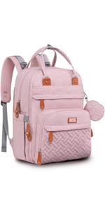 The Modern Stylish Diaper Bag Backpack