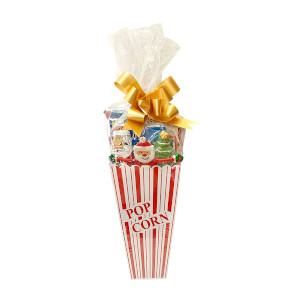 Jolly Santa Popcorn