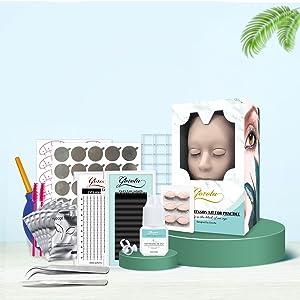 gorota eyelash extension kit