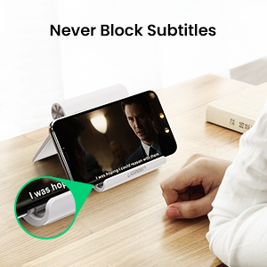 Tablet Stand Phone Holder for iPad