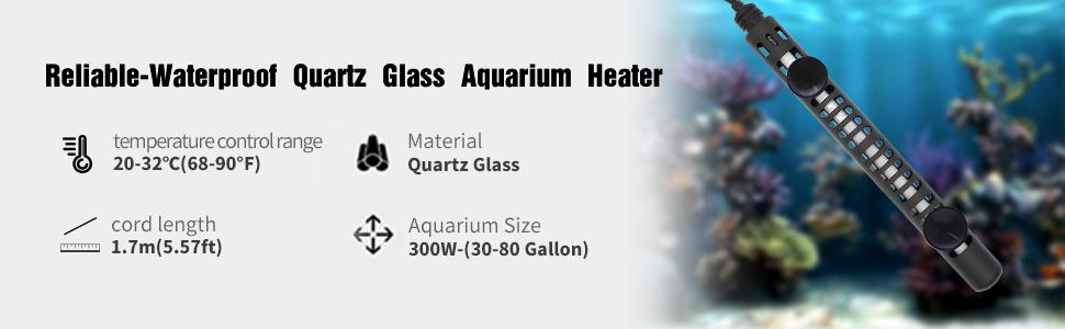Adjustable Aquarium Heater