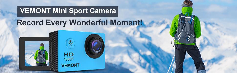 Aksiyon kamerası