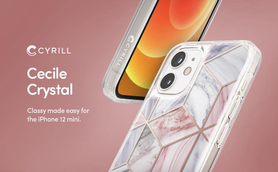 Cecile for iPhone 12 Mini