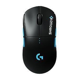 Shroud x Logitech G Pro Wireless Gaming Mouse