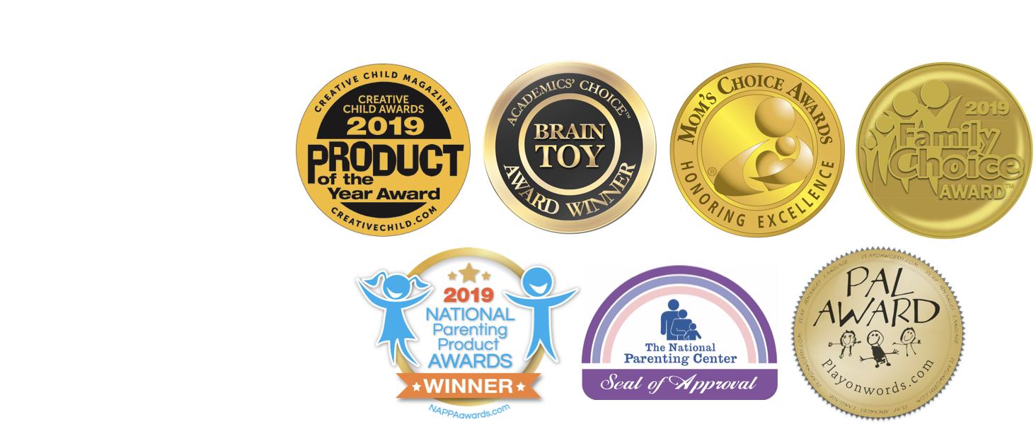 TTS Award Winning Flash Cards