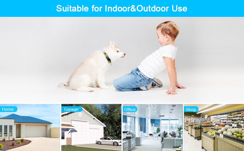 indoor/outdoor camera