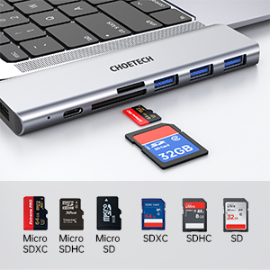 TF/SD Card reader