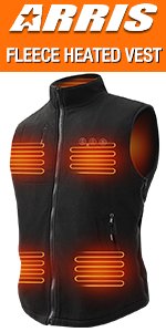 heated jacket for camping