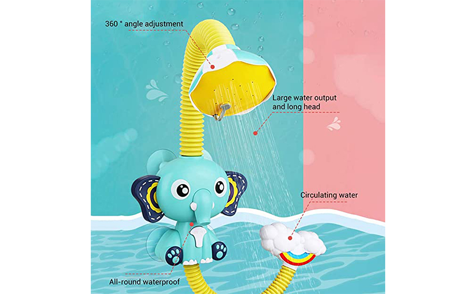 Electric Shower Features
