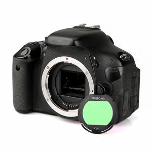 Svbony Filtro Lente Filtro CLS M48 para La Observación de Cámaras ...