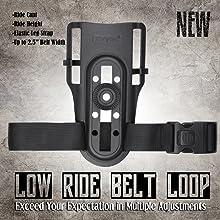 Low Ride Belt Loop