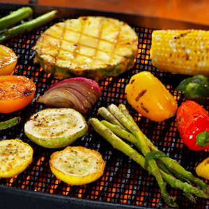 barbeque grill mat