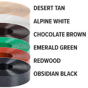 Fenpro Fence Tape Colors