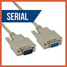 serial cable rs232 db9 extension