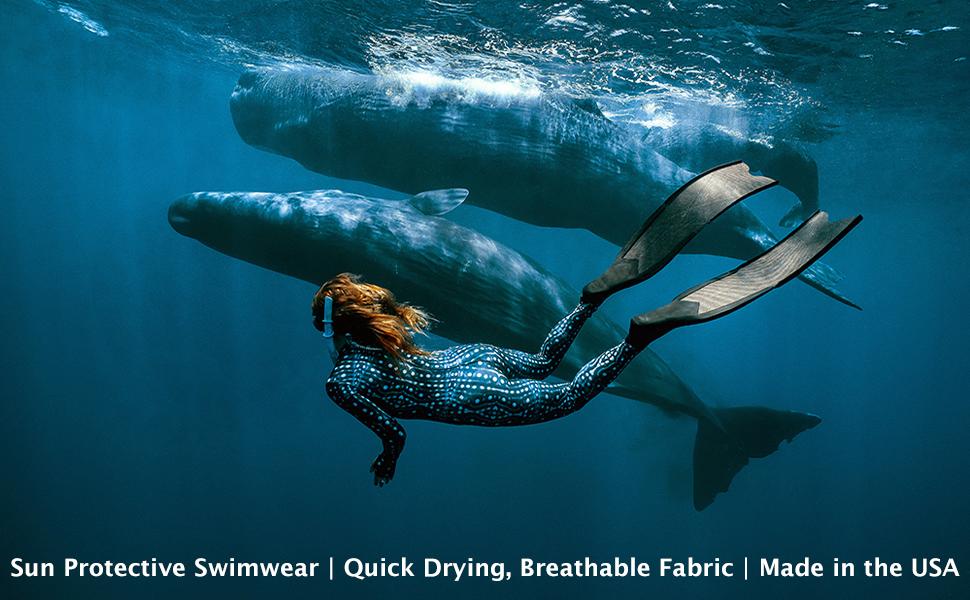 dive skins swimsuit long sleeve durable leggings water sports for women men