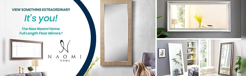 naomi home mirror floor mirror