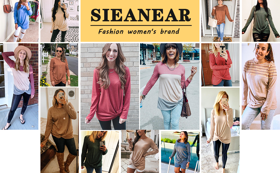 sieanear womens fashion