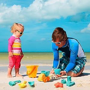 beach toys beach bucket beach rack