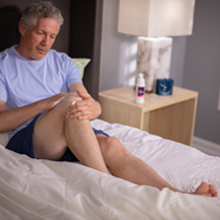 Theraworx Relief Joint Discomfort and Inflammation for the knee