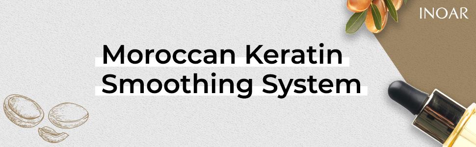 inoar morrocan keratin hair smoothing system