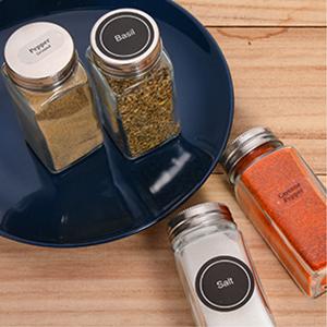 spice label