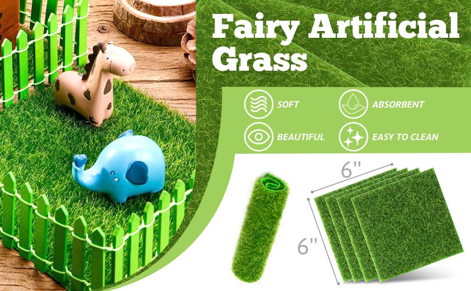 miniature grass