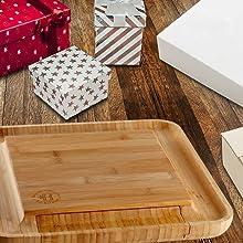 Cheese board gift idea