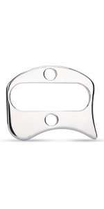 stainless steel gua sha scraping tool