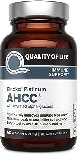 AHCC Immune Health