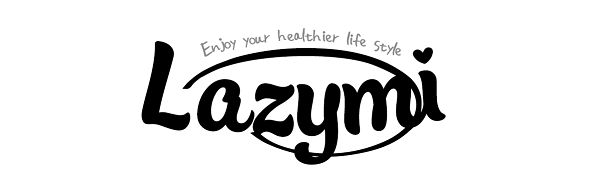 enjoy your healthier life style with Lazymi