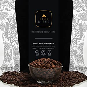 Custom Roast - Home Blend Coffee Roasters
