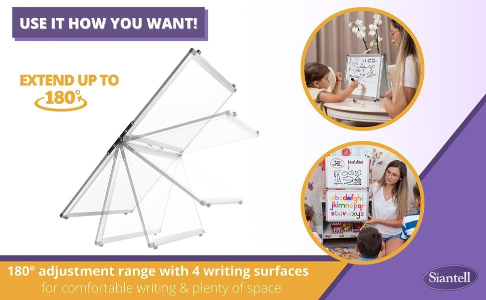 magnetic dry erase board desktop, table top white boards, table white board, whiteboard table