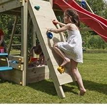 MASGAMES | Parque infantil BEACH HUT XL | con Challenger ...
