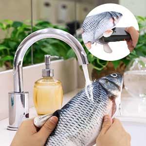 realistic moving fish