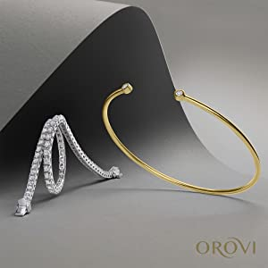 bracciale schiava tennis catene charms braccialetto con pendenti collanina d'oro medaglietta d'oro