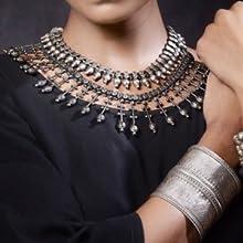 Oxidized Statement jewellery