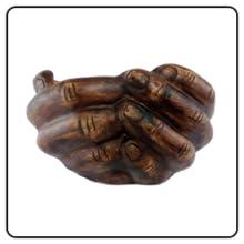 Lasaki Hand Antique Ceramic Pot