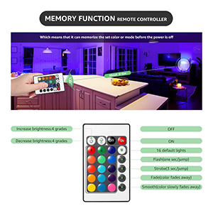 remote control lamps for bedroom