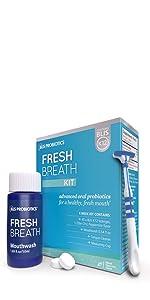 Fresh Breath Kit Blis Probiotics