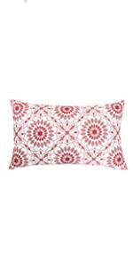lumbar throw pillows